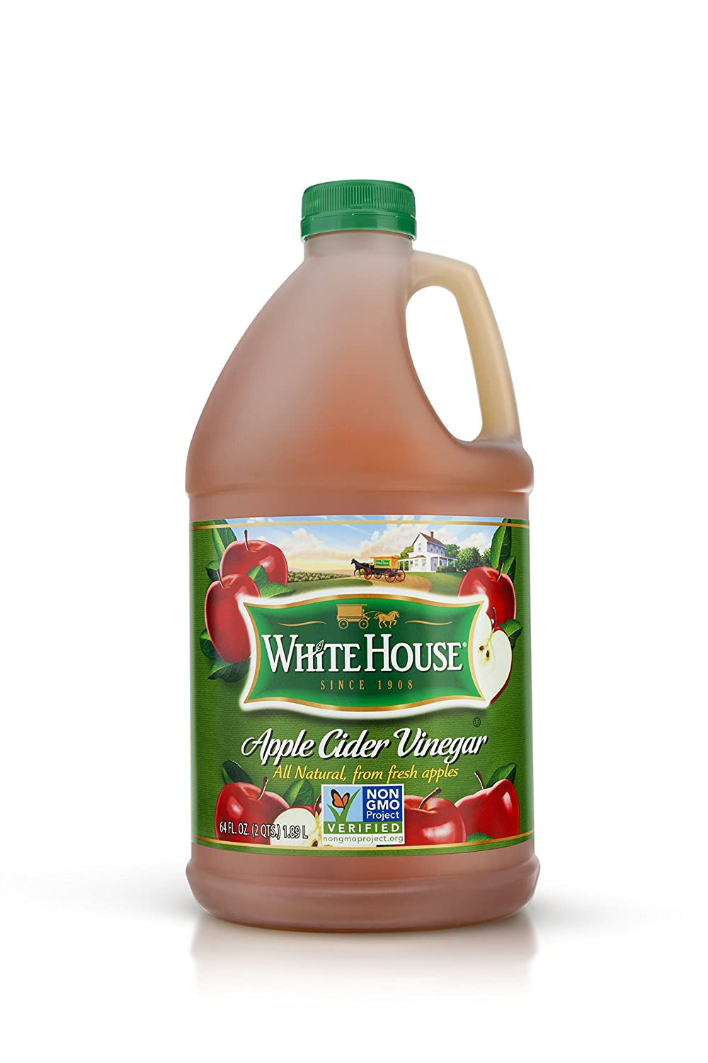 64oz White House Apple Cider Vinegar