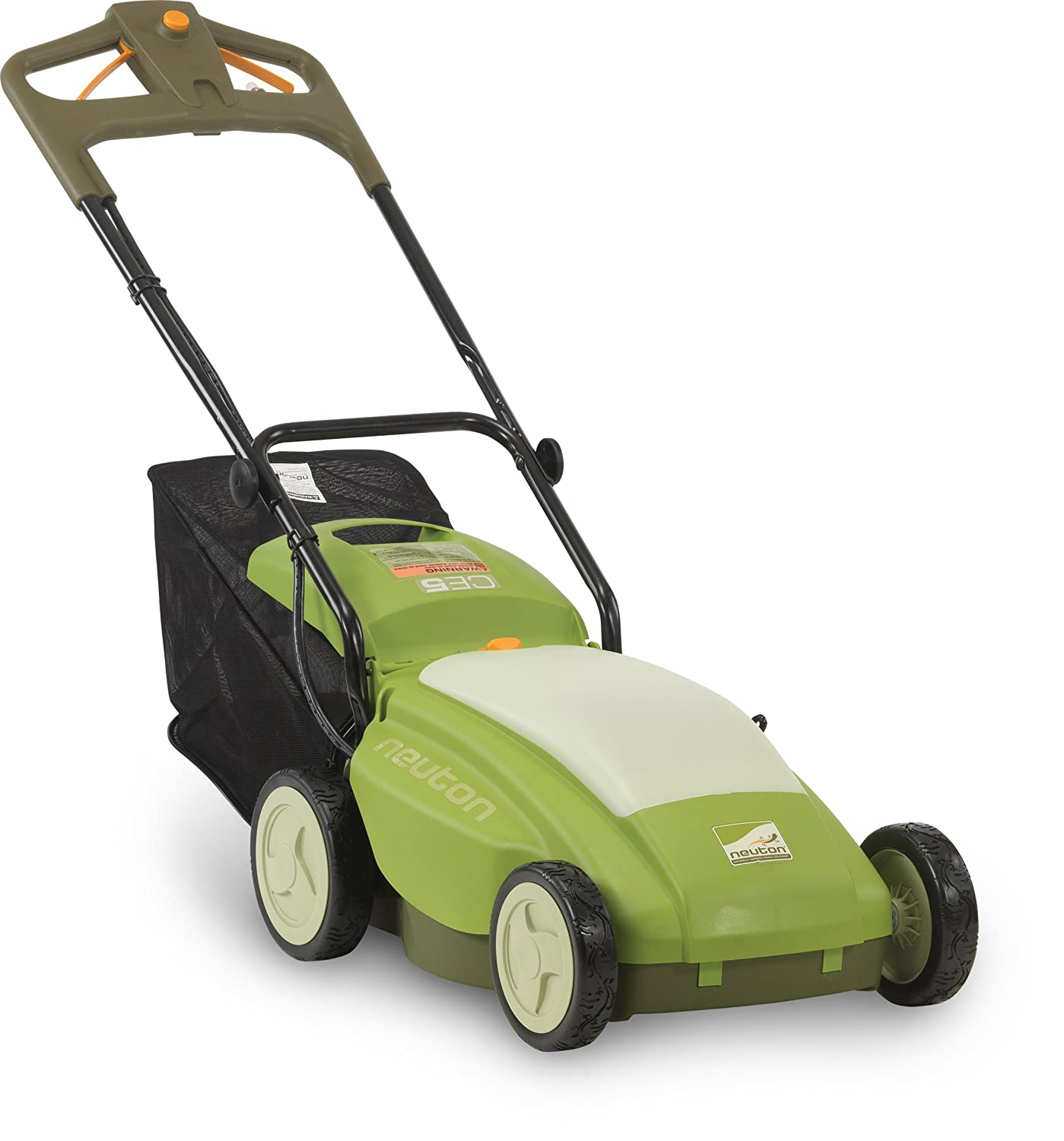 Neuton electric lawn mower ce 5 4 with for Lawn mower electric motor