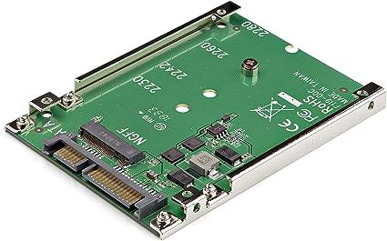 Startech Com M 2 Ssd Auf 2 5 Zoll Sata Adapter Computer Zubehör