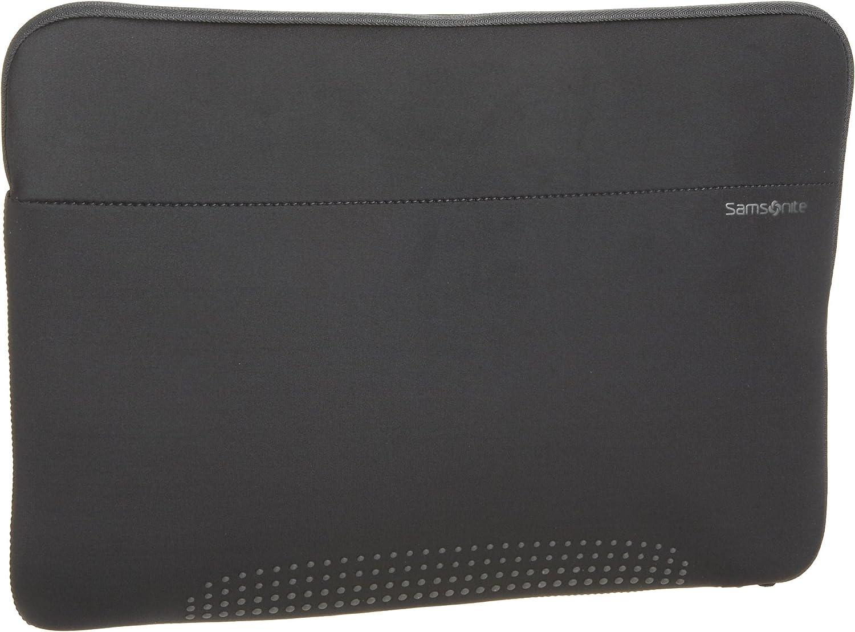 Samsonite Unisex-Adult Aramon Laptop Sleeve, Black, 17-Inch