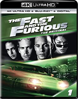 Amazon com: Fast & Furious (2009) [Blu-ray]: Vin Diesel
