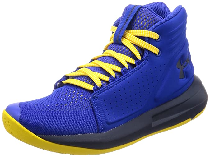 Under Armour UA BGS Torch Mid, Zapatos de Baloncesto para Niños: Amazon.es: Zapatos y complementos