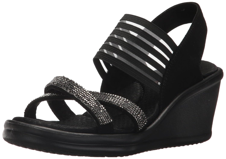 skechers sandals wedges