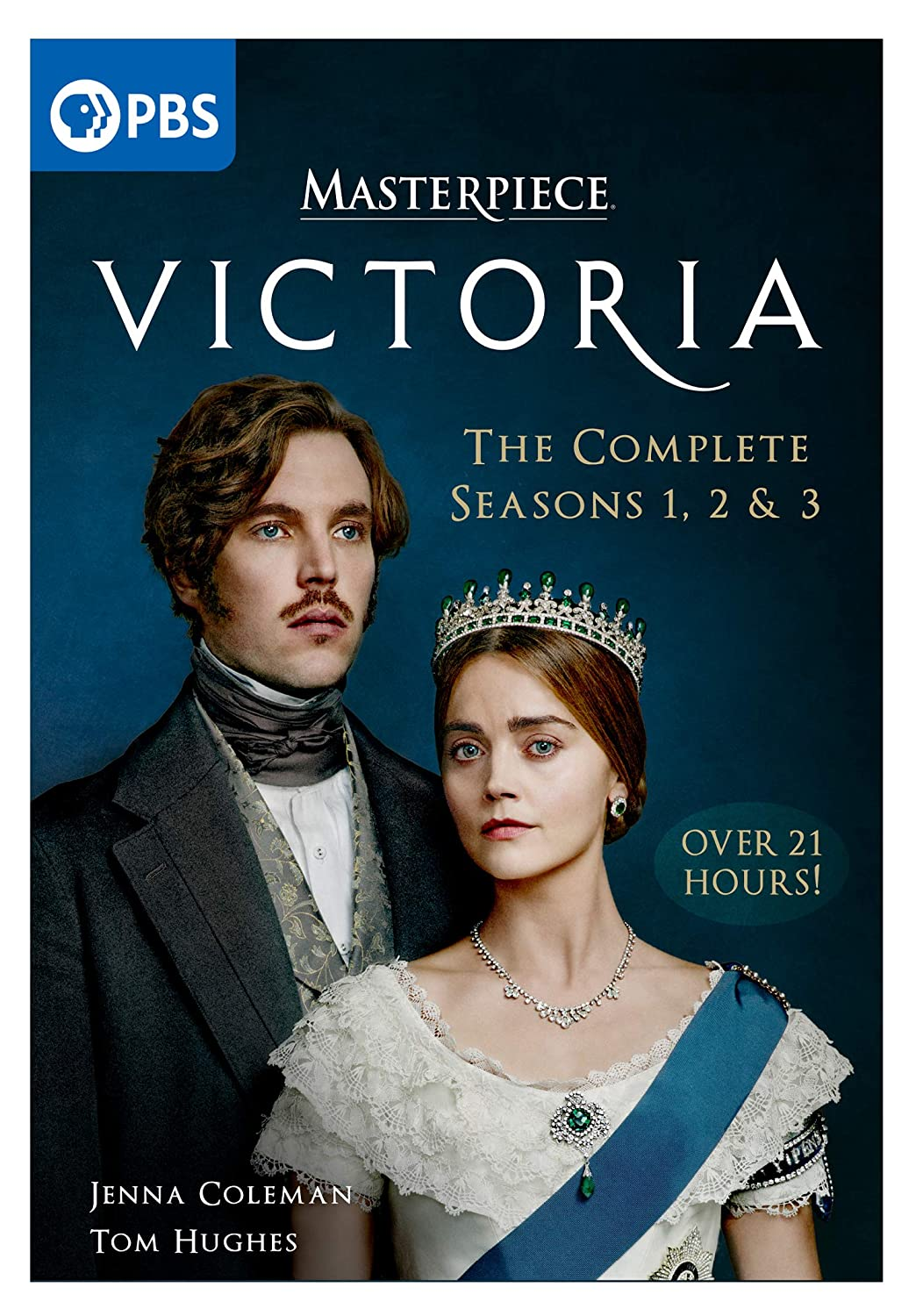 Victoria: The Complete Seasons. She won't miss out on the hit series.