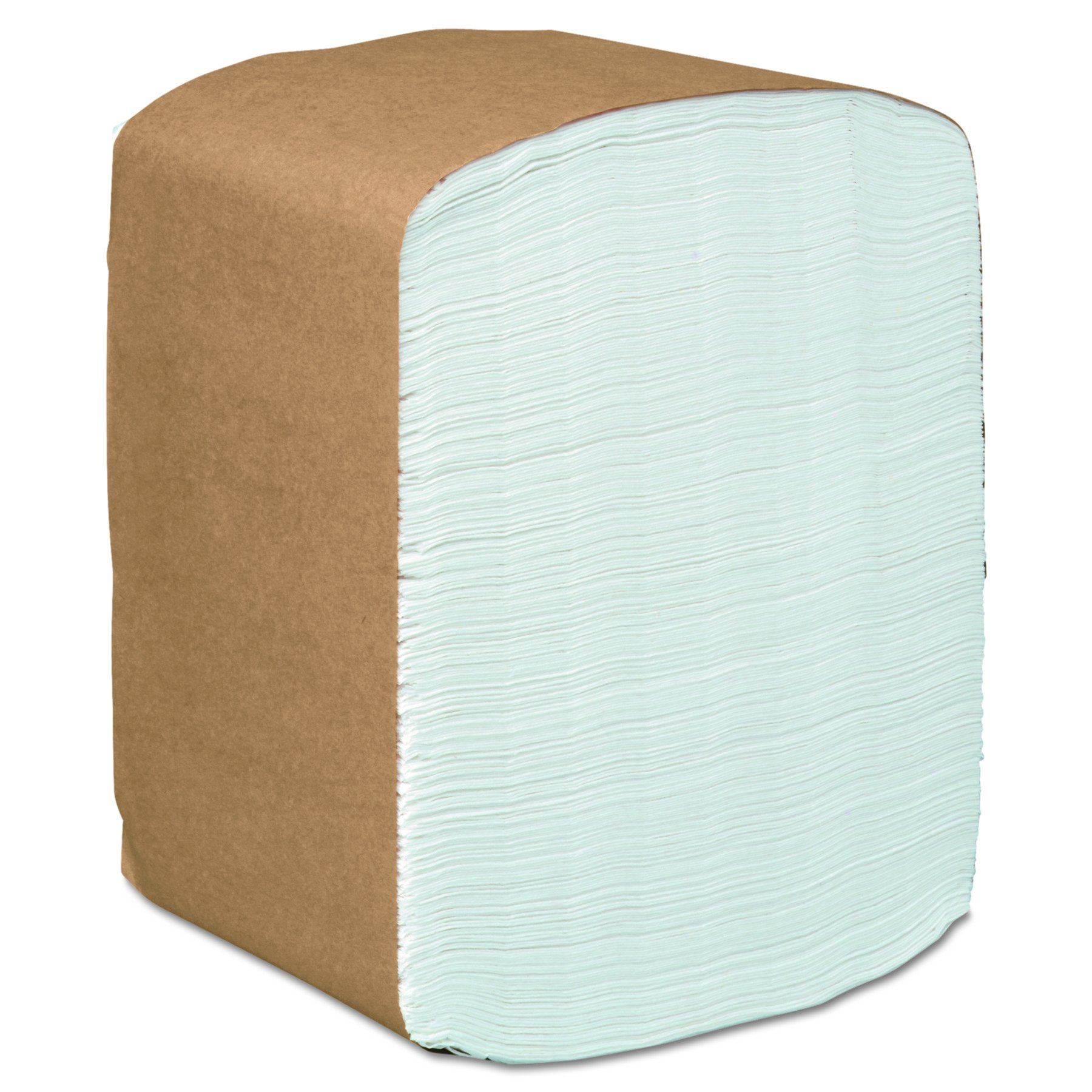 SCOTT 98730 White 12-Inch by 17-Inch Full Fold Dispenser Napkins (6,000 per Case)