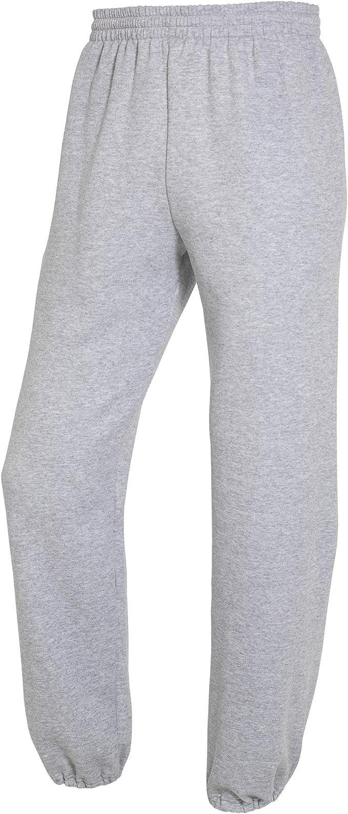 New Fruit Of The Loom Fleece Elastic Sweat Pant Men/'s Color /& size Options