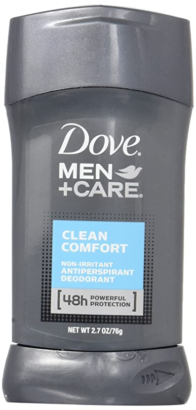 Dove Men Plus Care NonIrritant Antiperspirant, Clean Comfort, 2.7 Ounce <span at amazon