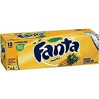 FANTA PINEAPPLE BLIK USA 12x355ml