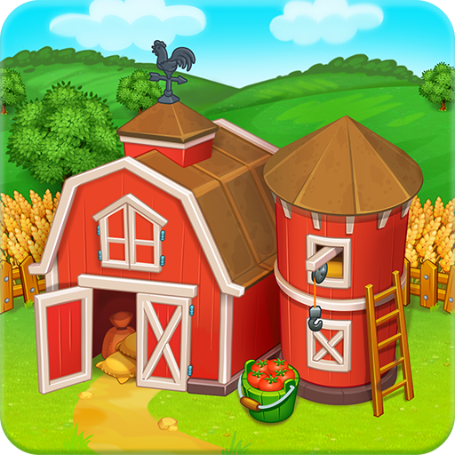 Farm Town: Happy farming Day & top farm game