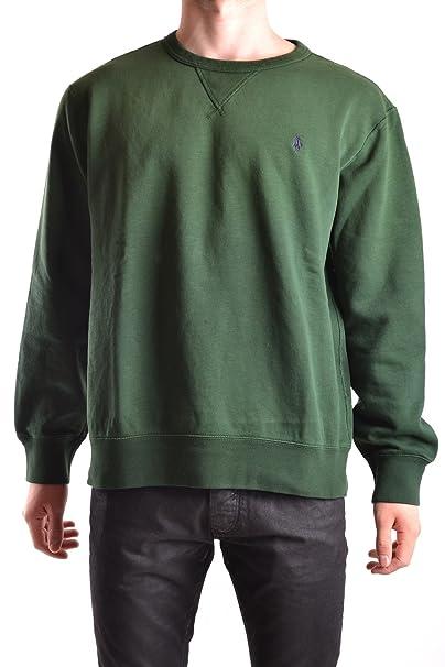 Ralph Lauren Hombre Mcbi251211o Verde Algodon Sudadera: Amazon.es: Ropa y accesorios