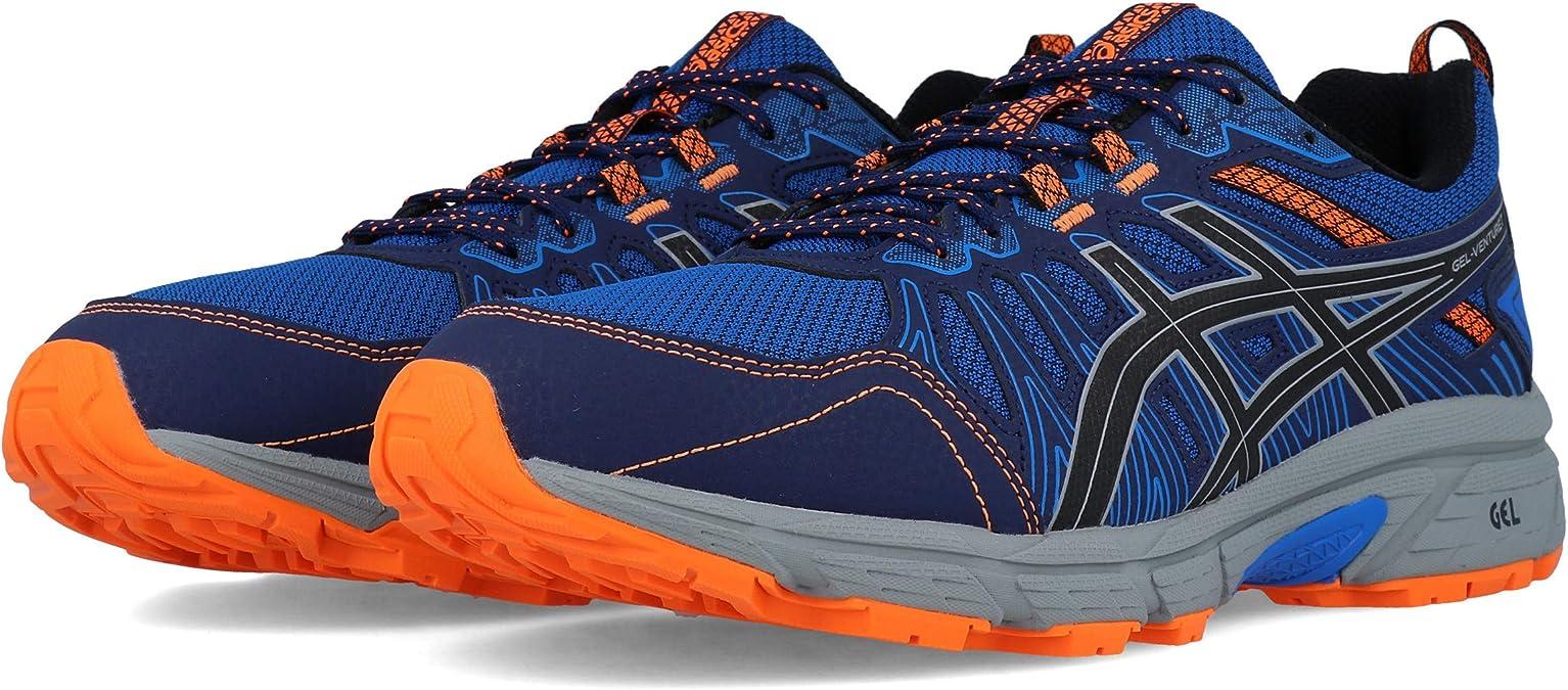 Asics Gel-Venture 7, Zapatos para Correr para Hombre, Azul ...