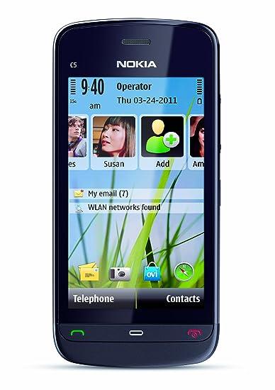 nokia c5 03 black amazon in electronics rh amazon in Nokia C5 03 Wallpapers Nokia C3-01