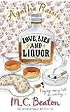 Agatha Raisin And Love, Lies And Liquor - M C Beaton