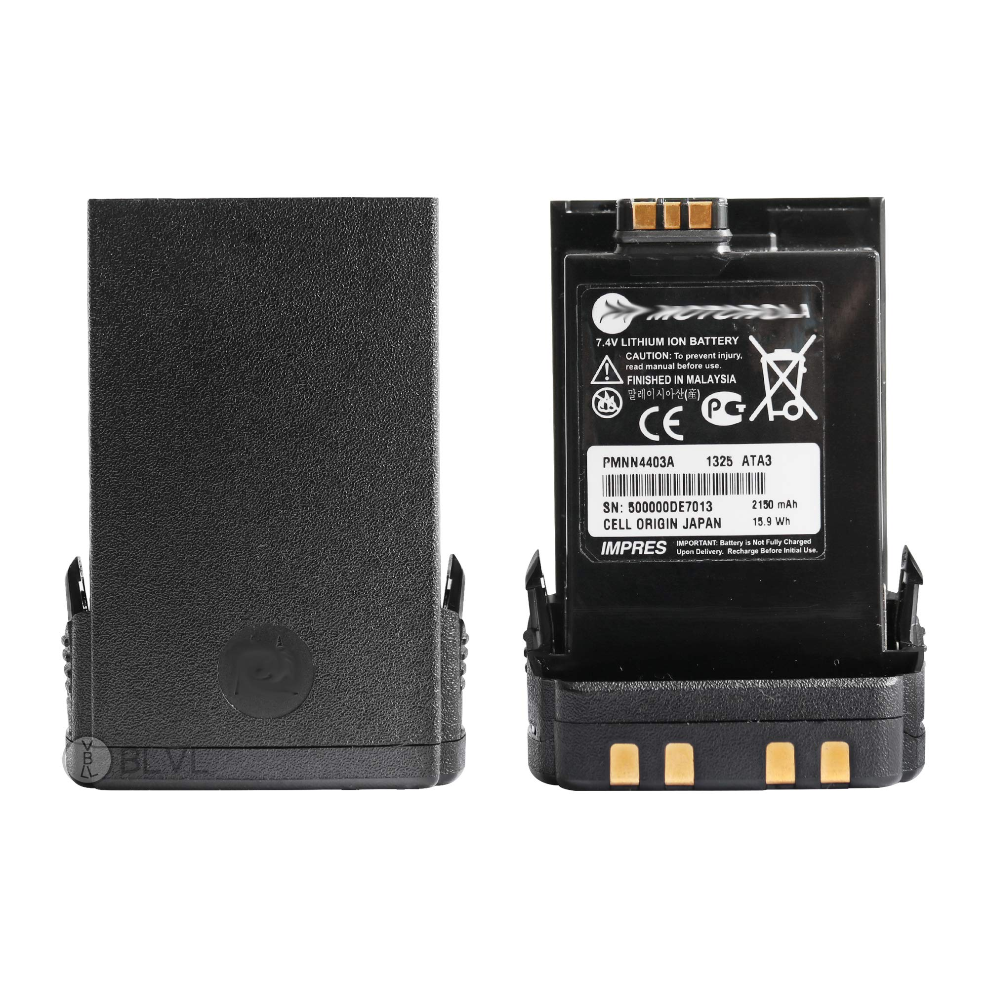 GSTZ OEM PMNN4403 7.4V Li-ion Battery for Motorola APX8000 APX7000 APX6000 SRX2200 Radio