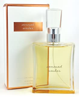 Bath and Body Works Sensual Amber Eau De Toilette Perfume Spray 2.5 Ounce Full Size Tall