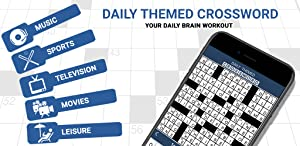 Daily Themed Crossword Puzzle by Play Simple