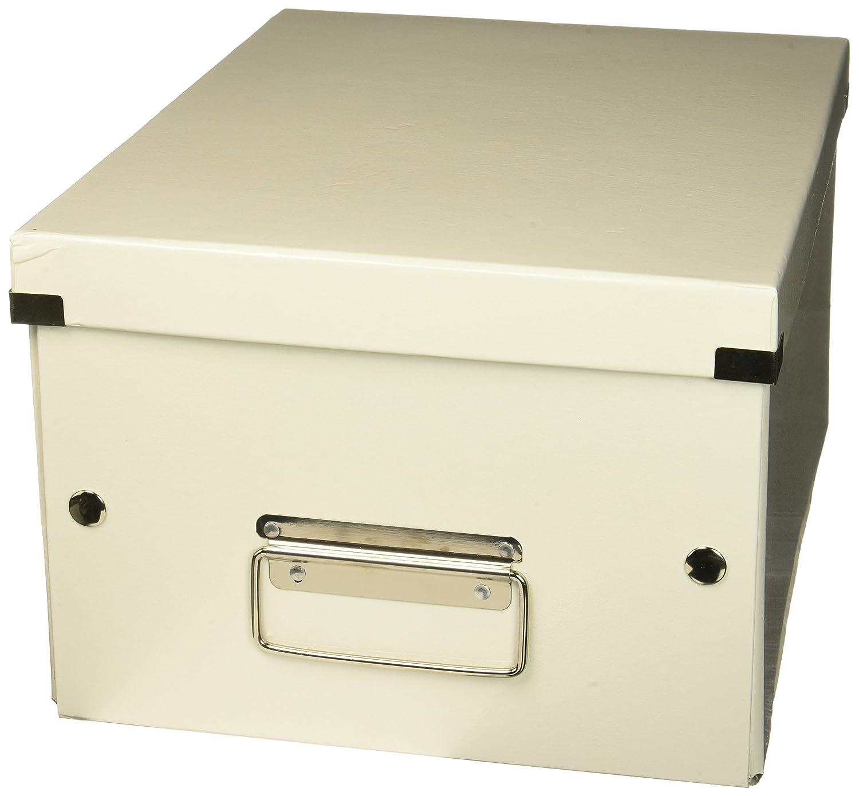 Leitz A4 Storage Box, Click & Store Range, 60440001, White