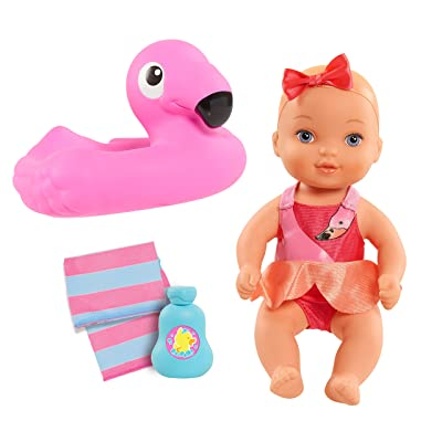 Waterbabies Bathtime Fun Flamingo: Toys & Games