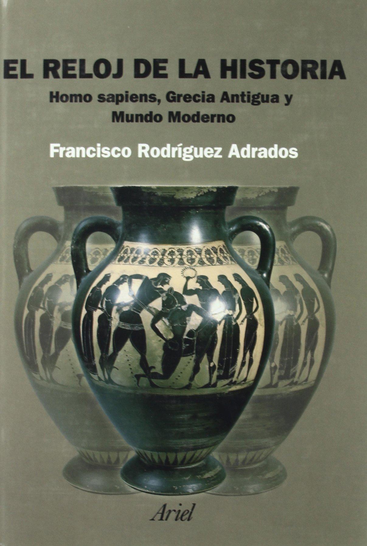 El reloj de la Historia (Spanish) Hardcover
