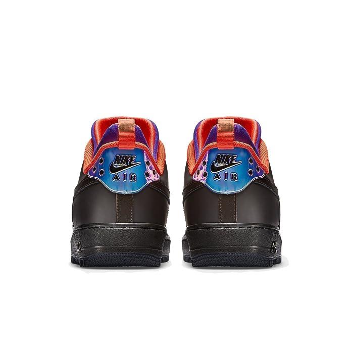 8c79ac50595c Nike AIR Force 1 CMFT MOWABB Mens Basketball-Shoes 685159-200 7 - Barkroot  Brown Velvet Brown  Amazon.ca  Shoes   Handbags