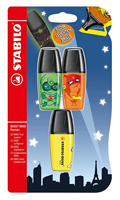 20pcs.... 3397007555 Aerotwin Flachblatt-WischerAcrylstifte Marker Stifte