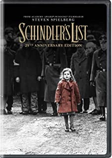 schindlers list movie summary