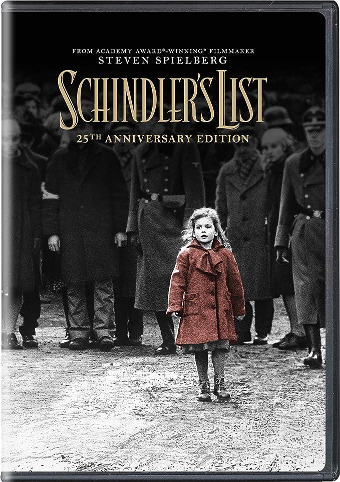 Schindler'S List: 25Th Anniversary Edition (3 Dvd) [Edizione: Stati Uniti] [Italia]