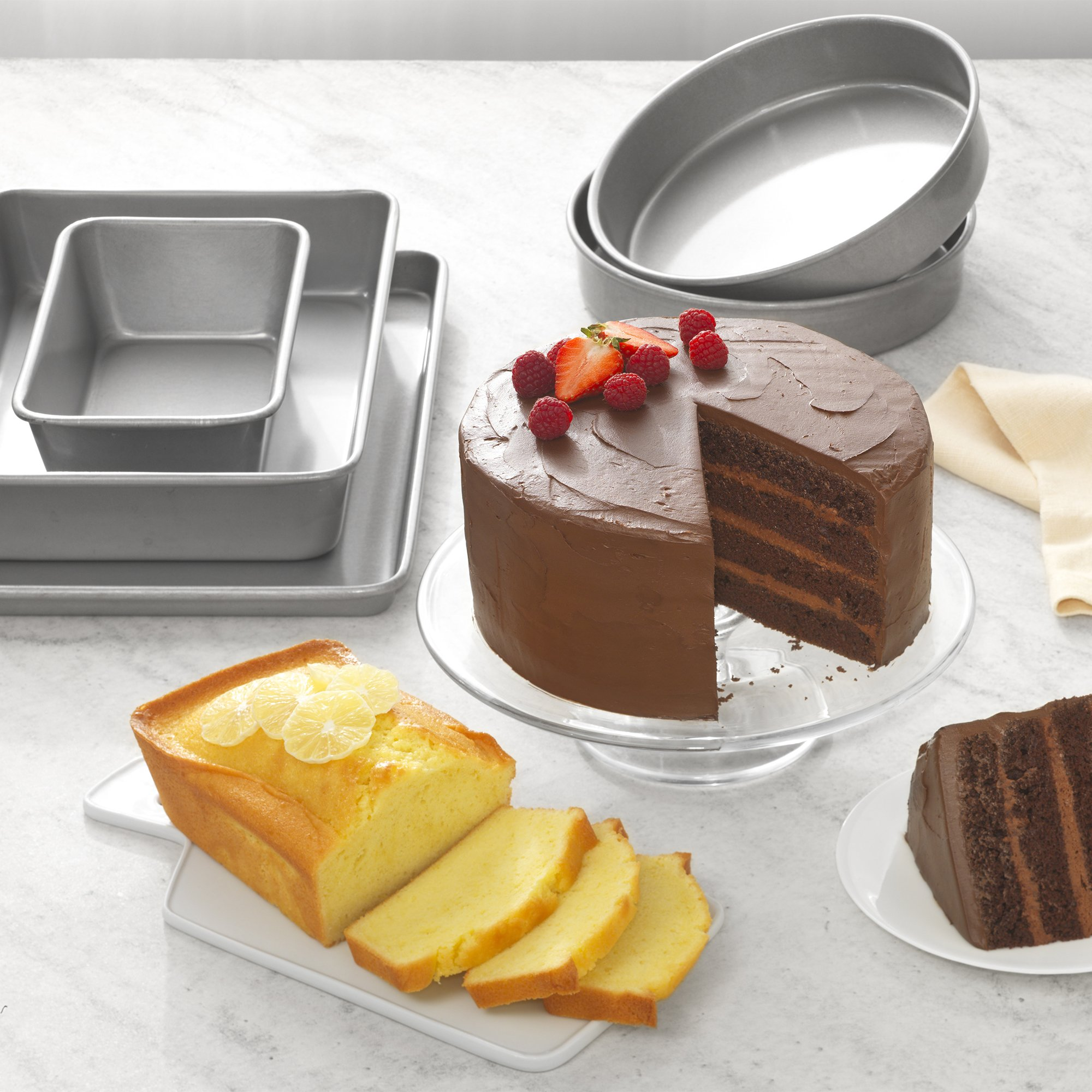 Emeril Lagasse 62670 Aluminized Steel Nonstick 5-Piece Bakeware Set by Emeril Lagasse (Image #9)