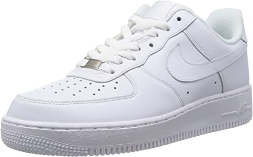 torrente Locomotiva Richiesta  Nike Air Force 1 '07 unisex adulto sneaker, Bianco (White), 42,5:  Amazon.it: Scarpe e borse