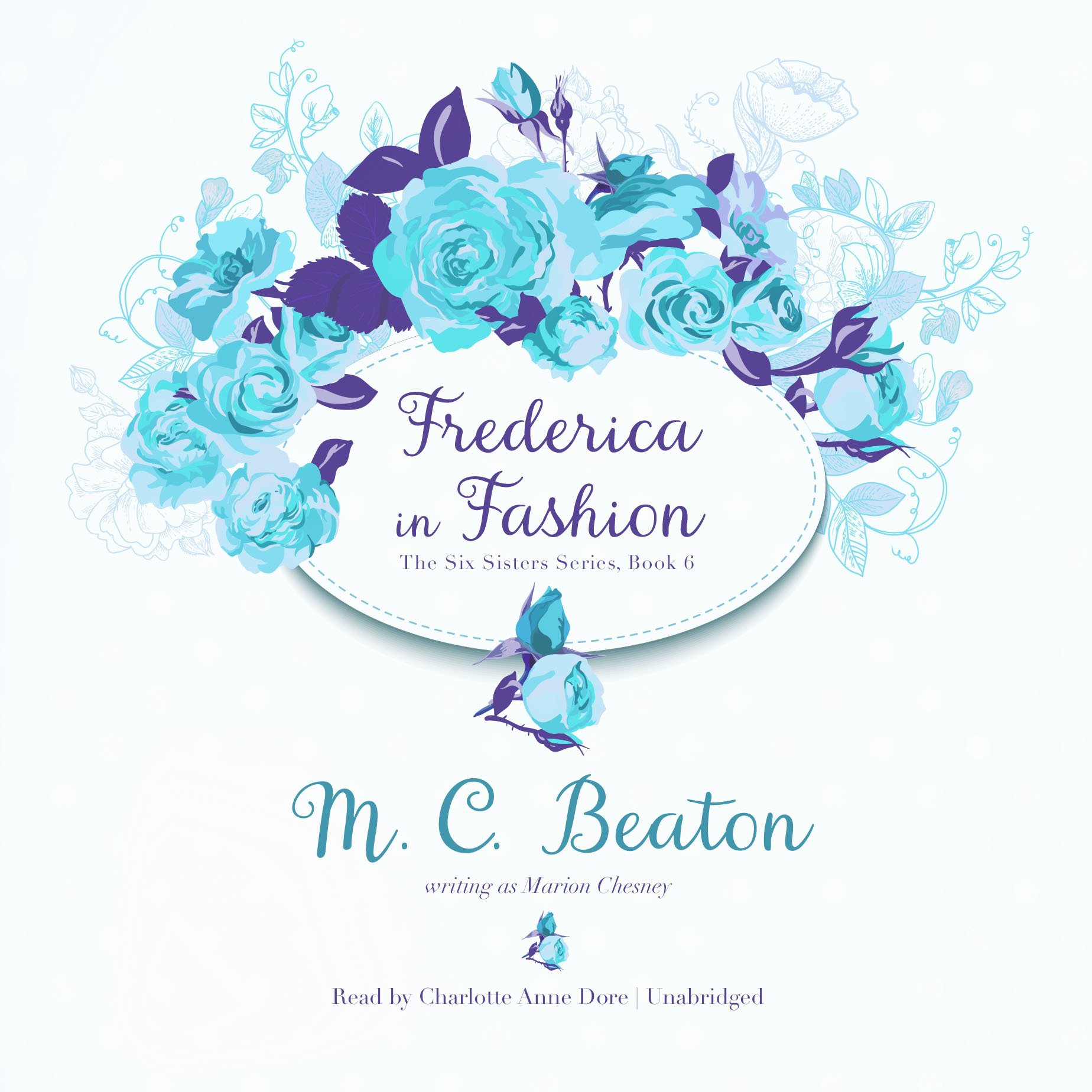 Frederica in Fashion  (Six Sisters Series, Book 6) ebook