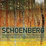 Chamber Symphonies/Five Pieces op.16