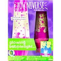 YOU*niverse Create Your Own Glowing Bubble Light by Horizon Group USA, Built in Light Lamp, DIY 7 Girl Stem Science…