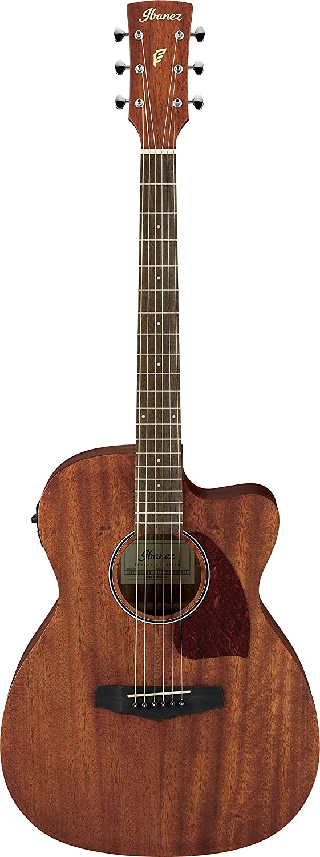 Ibanez PC12MHCE-OPN Guitarra electroacústica, poro abierto natural