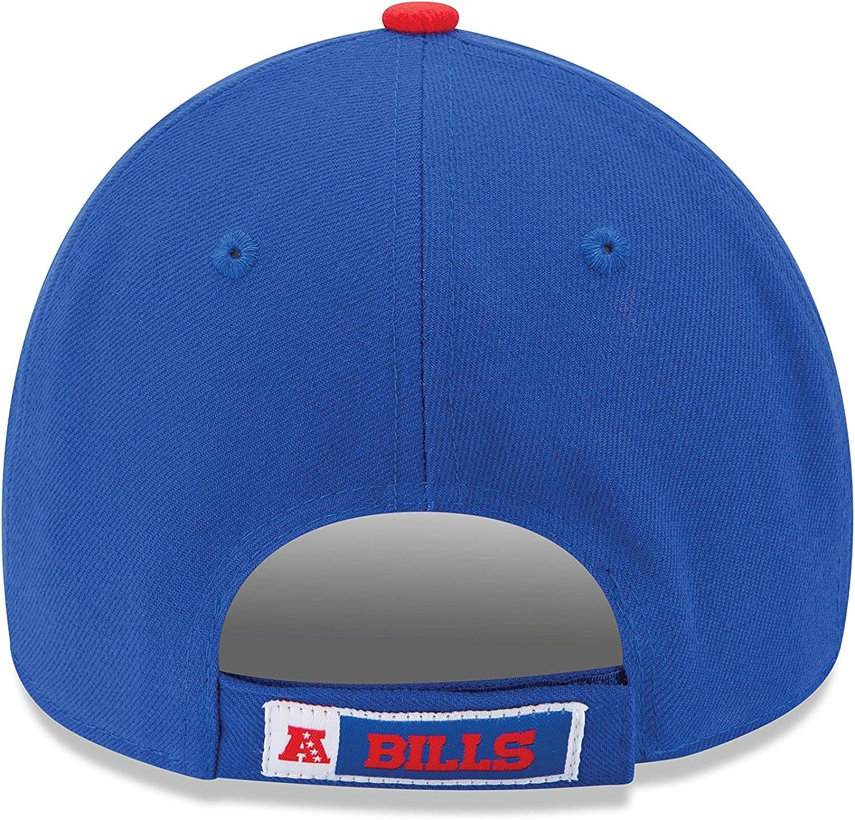 New Era Casquette 9FORTY The League Buffalo Bills Bleu-Rouge