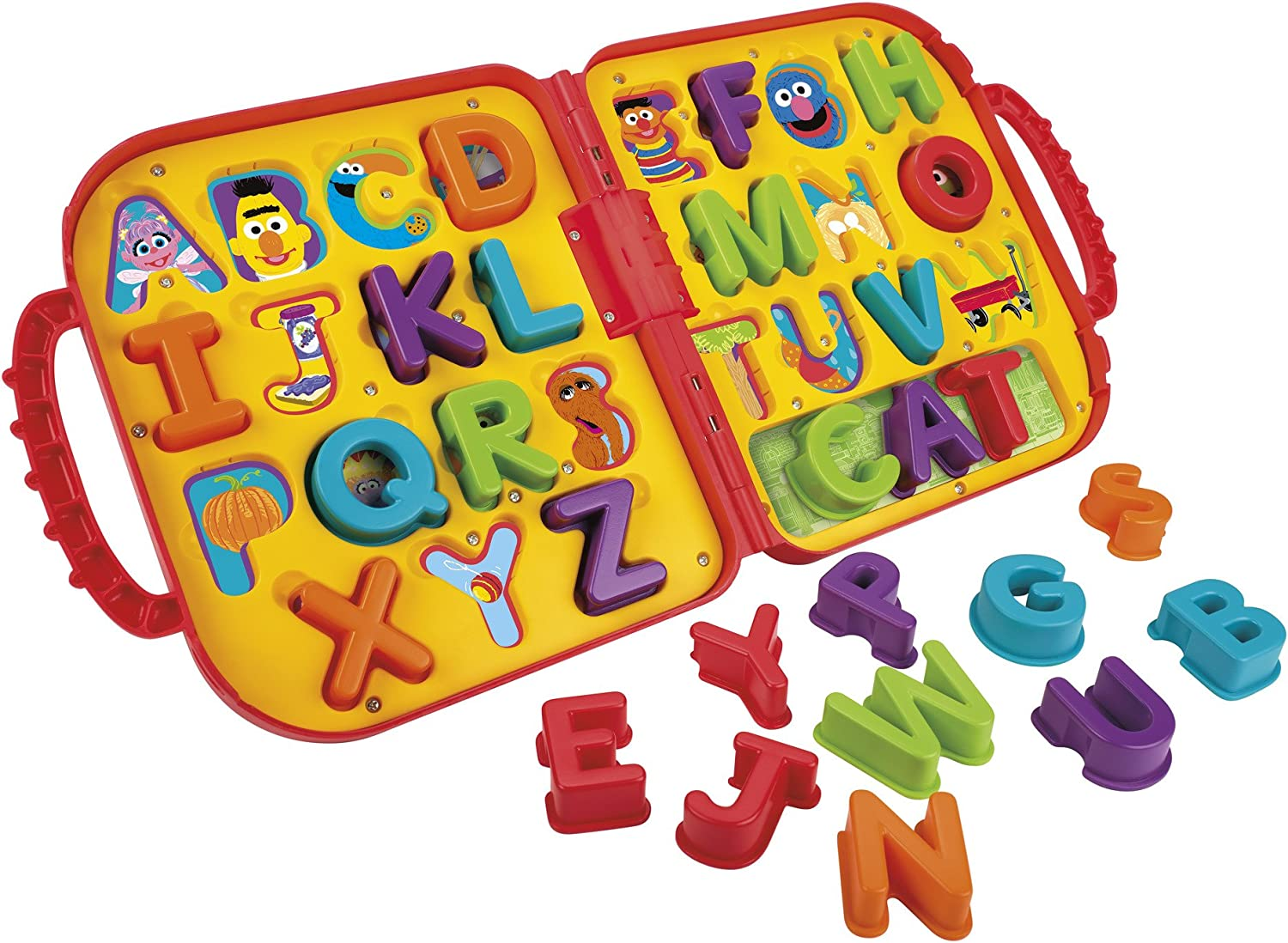 Sesame Street Elmo/'s On the Go ABC Alphabet REPLACEMENT LETTERS You Choose A-Z