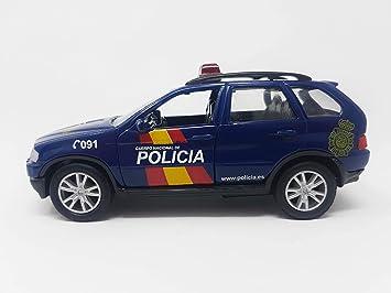 PLAYJOCS Coche Policía Nacional GT-3541: Amazon.es: Juguetes y juegos