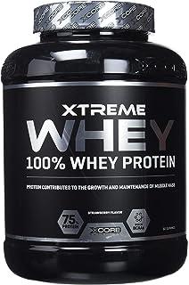 Xcore Xtreme 100% Whey Protein Powder 2kg - Aumenta el Crecimiento y el mantenimiento de la…