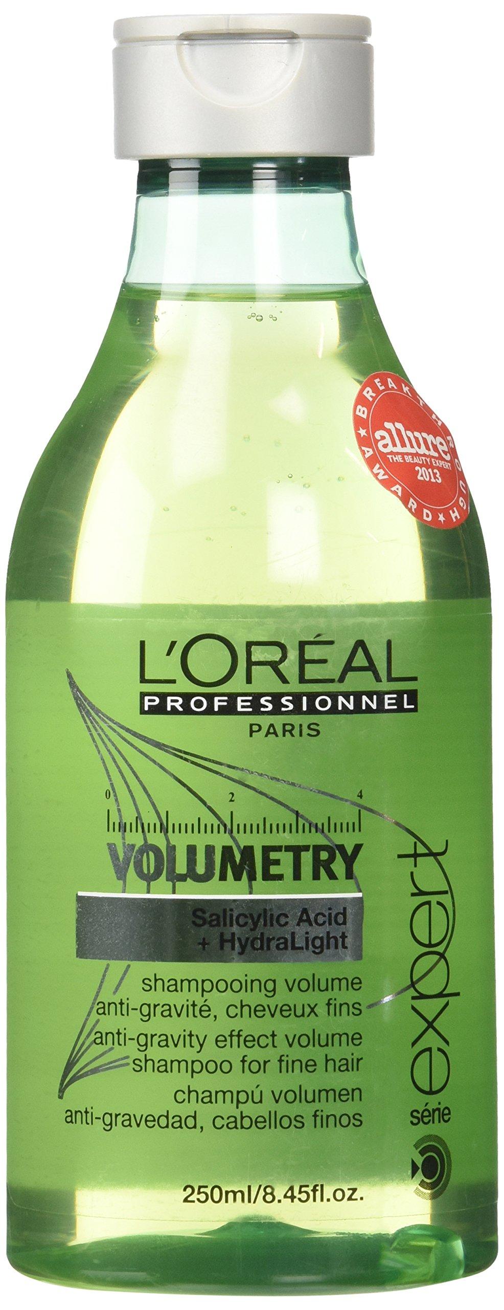 L'Oreal Professional Expert Serie Volumetry Anti Gravity Effect Volume Shampoo, 8.45 Ounce