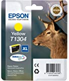 Epson C13T13044010 - Cartucho Inyeccion Tinta Amarillo T1304, XL