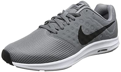 8d48e8882b4a9 Nike Men s s Downshifter 7 Running Shoe  Amazon.co.uk  Shoes   Bags