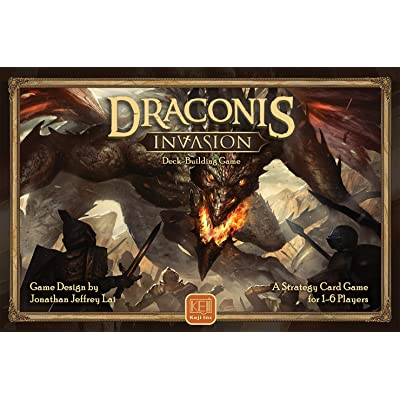 Funforge Draconis Invasion: Retail Version: Toys & Games