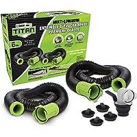 Thetford 17903 Titan 20 Feet Premium RV Sewer Hose Kit Bilingual