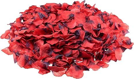 Clever Creations - Pétalos de Rosa sintéticos para Decorar - para ...
