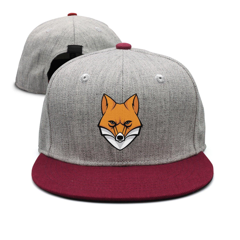Curry J Yasha Classic Fox Baseball Cap Adjustable Trucker Hat Children