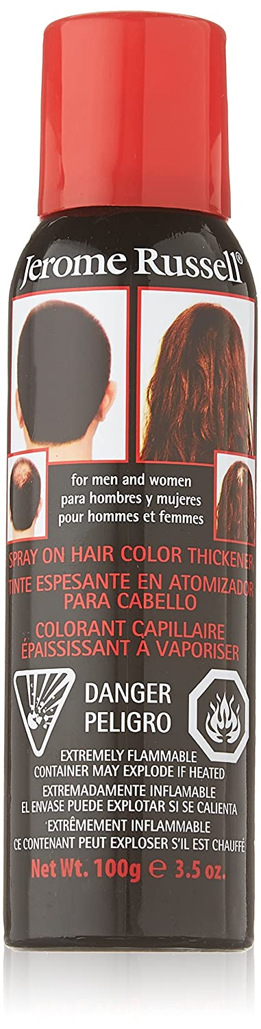 Amazon.com : jerome russell Hair Color Thickener for Thinning Hair ...