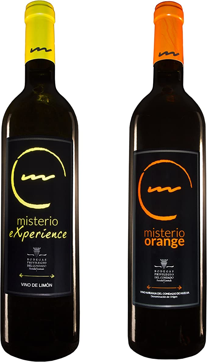 Pack de 2 Botellas Vino de Postre o Aperitivo - 1 Botella Vino de ...