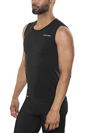 X-Bionic Speed Running - Camisas Ropa Interior Hombre - Negro Talla XL 2017