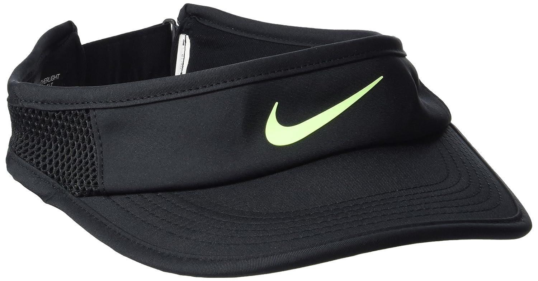 Nike W arobill fthrlt Visor Adj Visière de Tennis, Femme