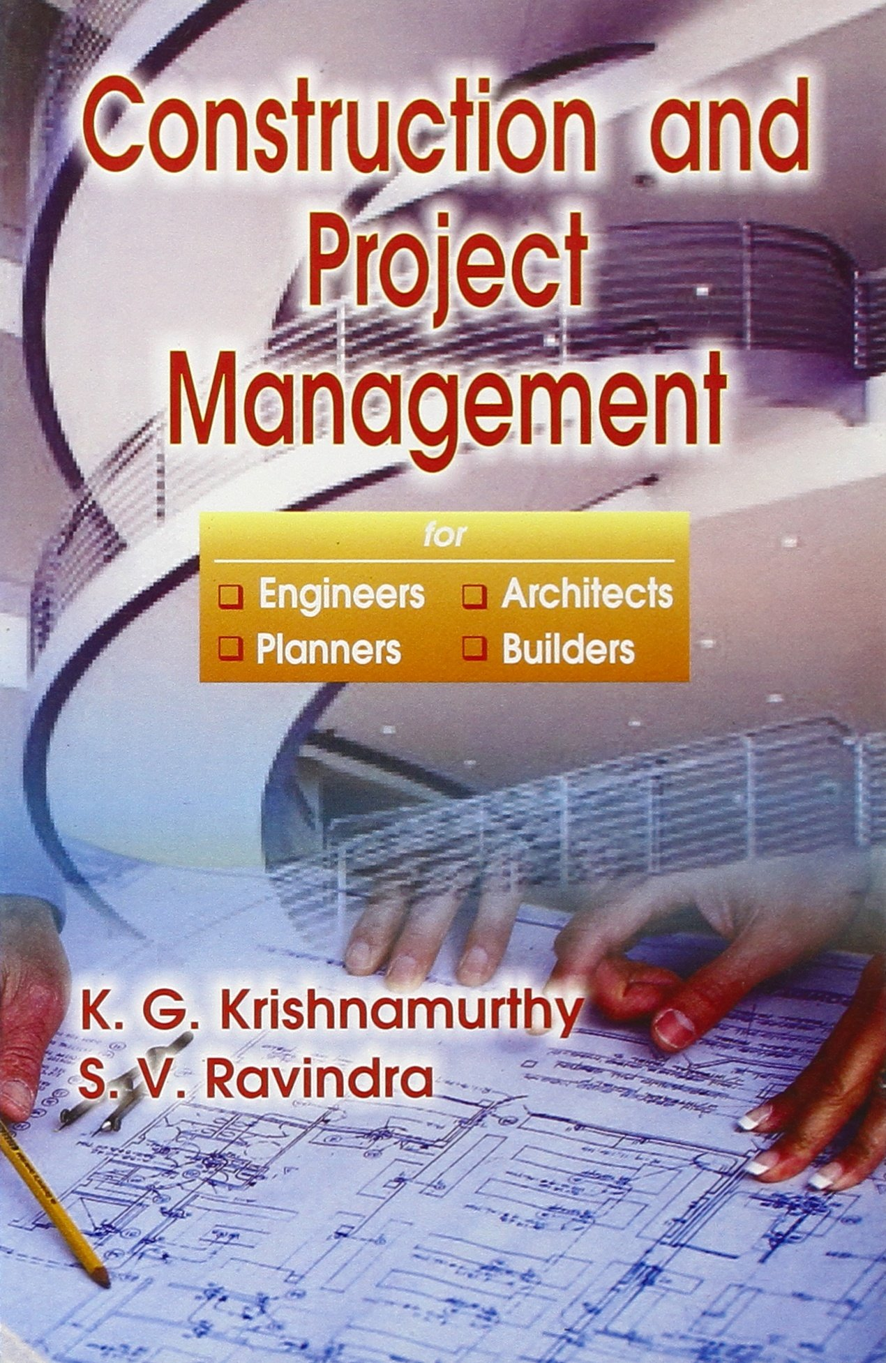 construction and project management: krishnamurthy