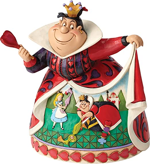 Disney Traditions 4051993 Royal Recreation Queen of Hearts
